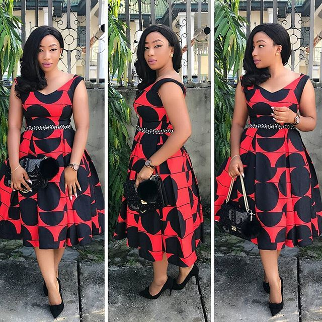 Stylish Ankara Short Gown Styles for Smart Ladies | Things to Wear ...