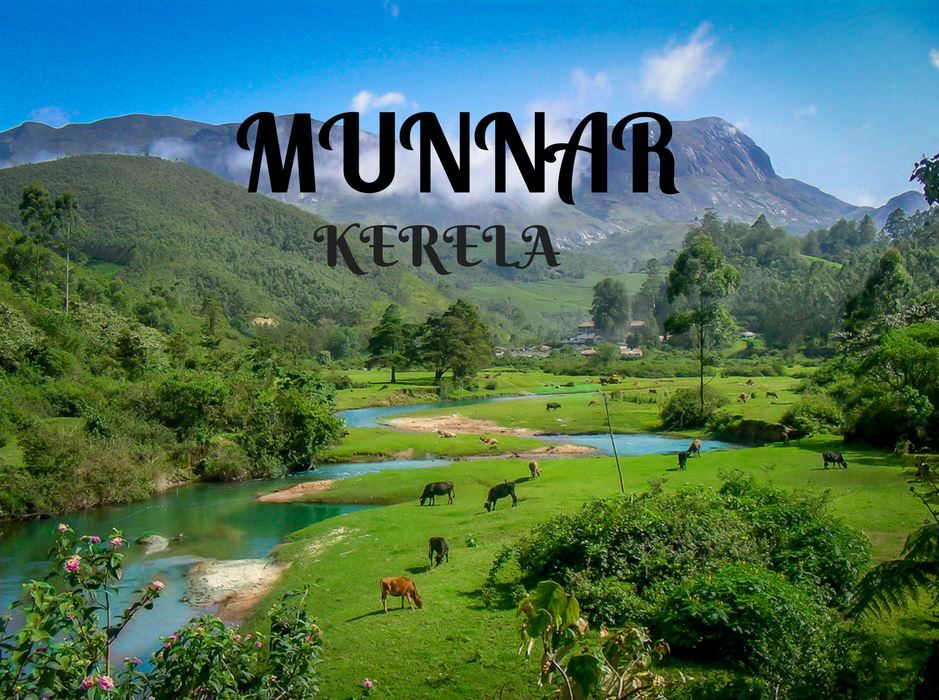 Munnar is one of the well known hill stations in India