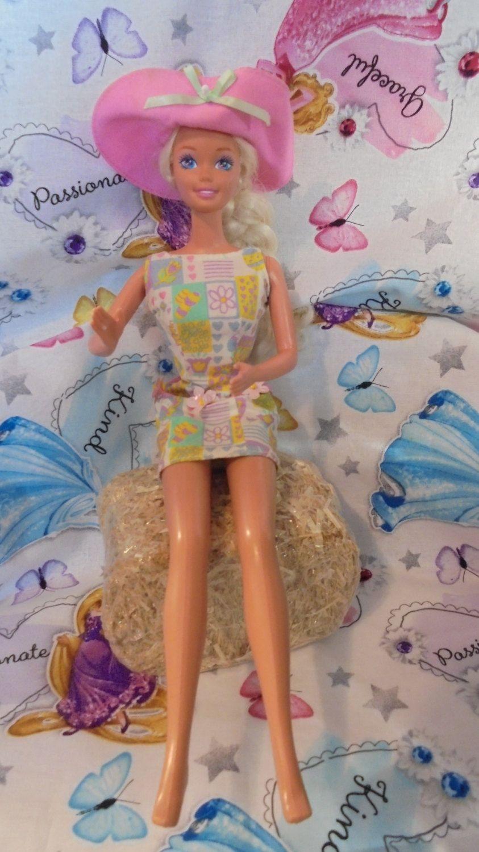 ffcbde86411 Vintage 1966 Barbie Doll, Mattel Inc. Indonesia by BellaBooandNeNeSue on  Etsy
