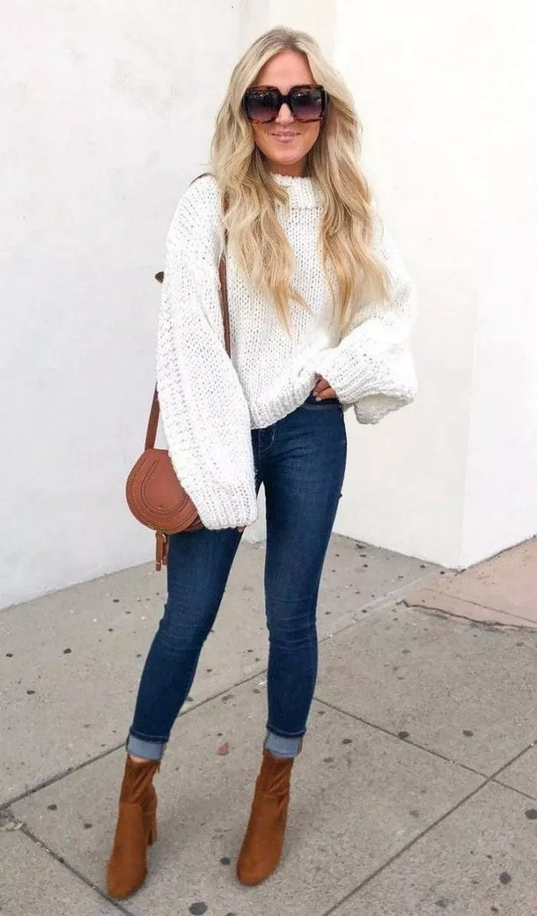 Spotted In Manhattan Open Back Sweater