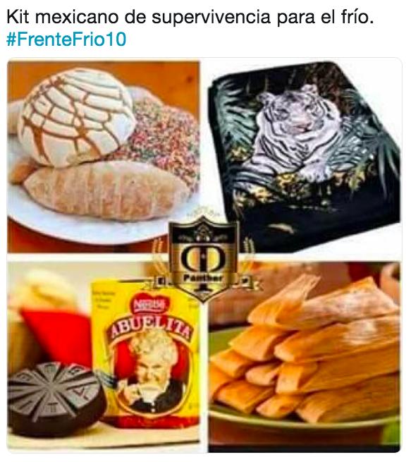 15 Helados Memes Que Nos Dejo La Llegada Del Frente Frio 10 A Mexico Memes De Frio Imagenes Chistosas De Frio Chistes De Frio