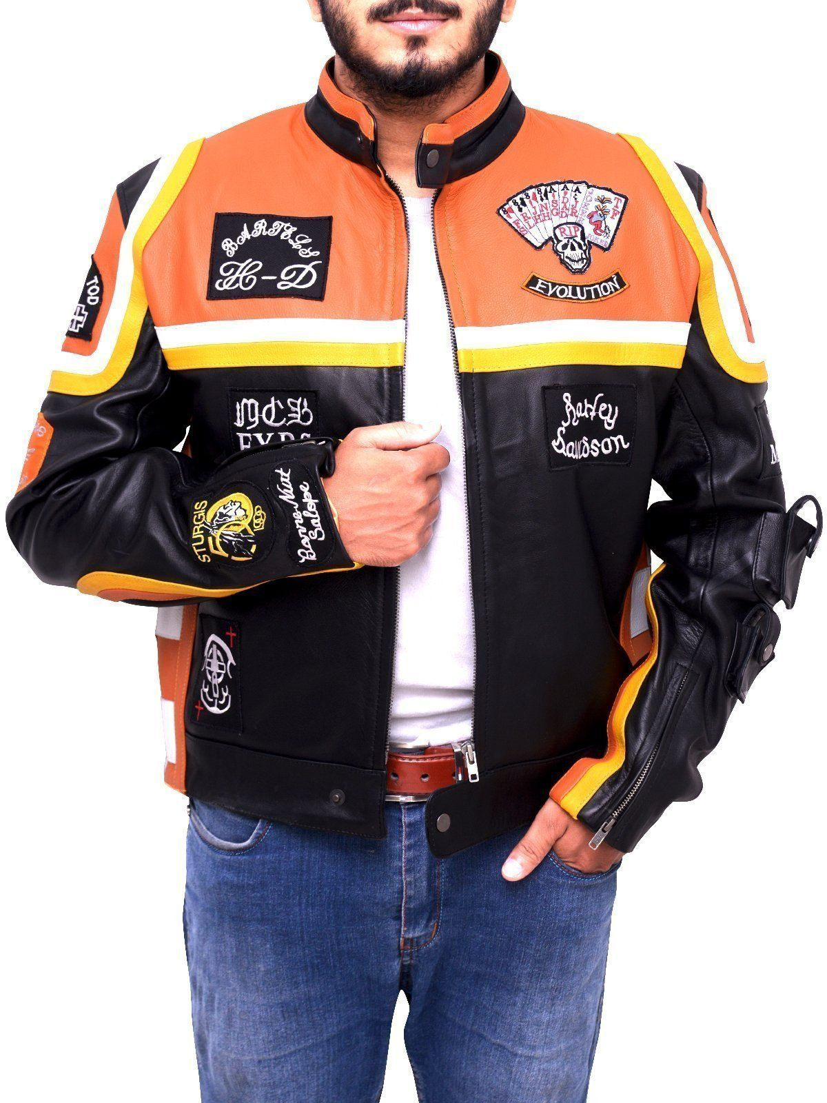 Harley Davidson and The Marlboro Man Jacket in 2020