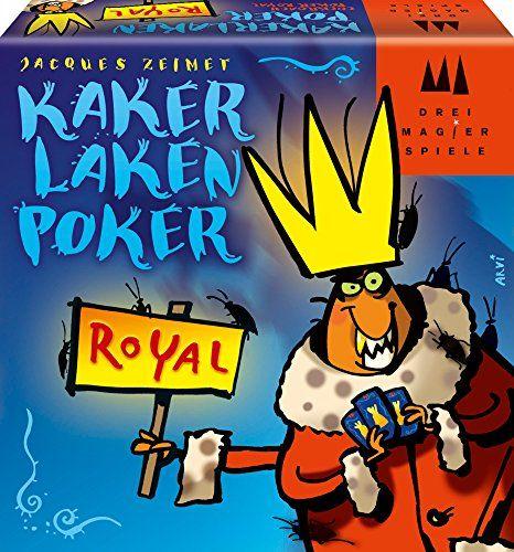 Kakerlakenpoker Royal Got It Poker Bordspellen Spellen