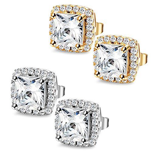 Bridal Vintage Earring Long Resin Rhinestone Clip on Earrings Without Piercing for Women