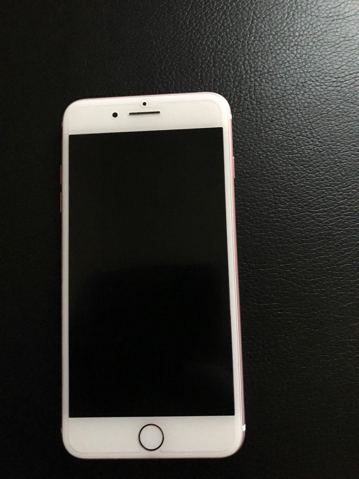 Apple Iphone 7 Plus 32gb Rose Gold Unlocked A1661 Cdma Gsm