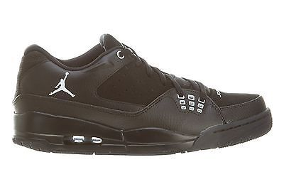 best website bc57f d07f3 Nike Jordan SC-1 Low Mens 599929-010 Black White Low Basketball Shoes Size  11