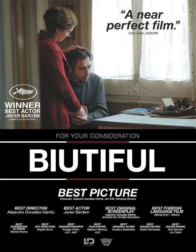 Biutiful #moviestowatch