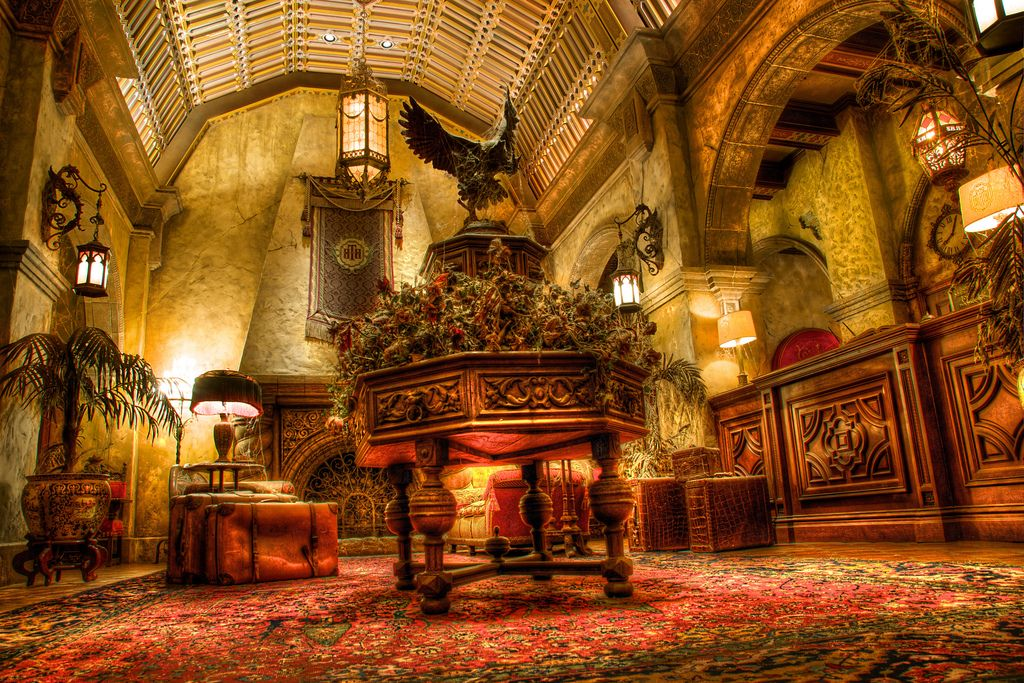 hollywood tower of terror inside - Google Search | Walt ...Inside Tower Of Terror