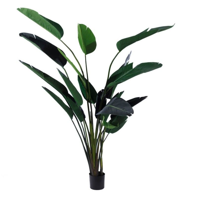 Planta Artificial Grande Planta Decorativa Realista Ave Del