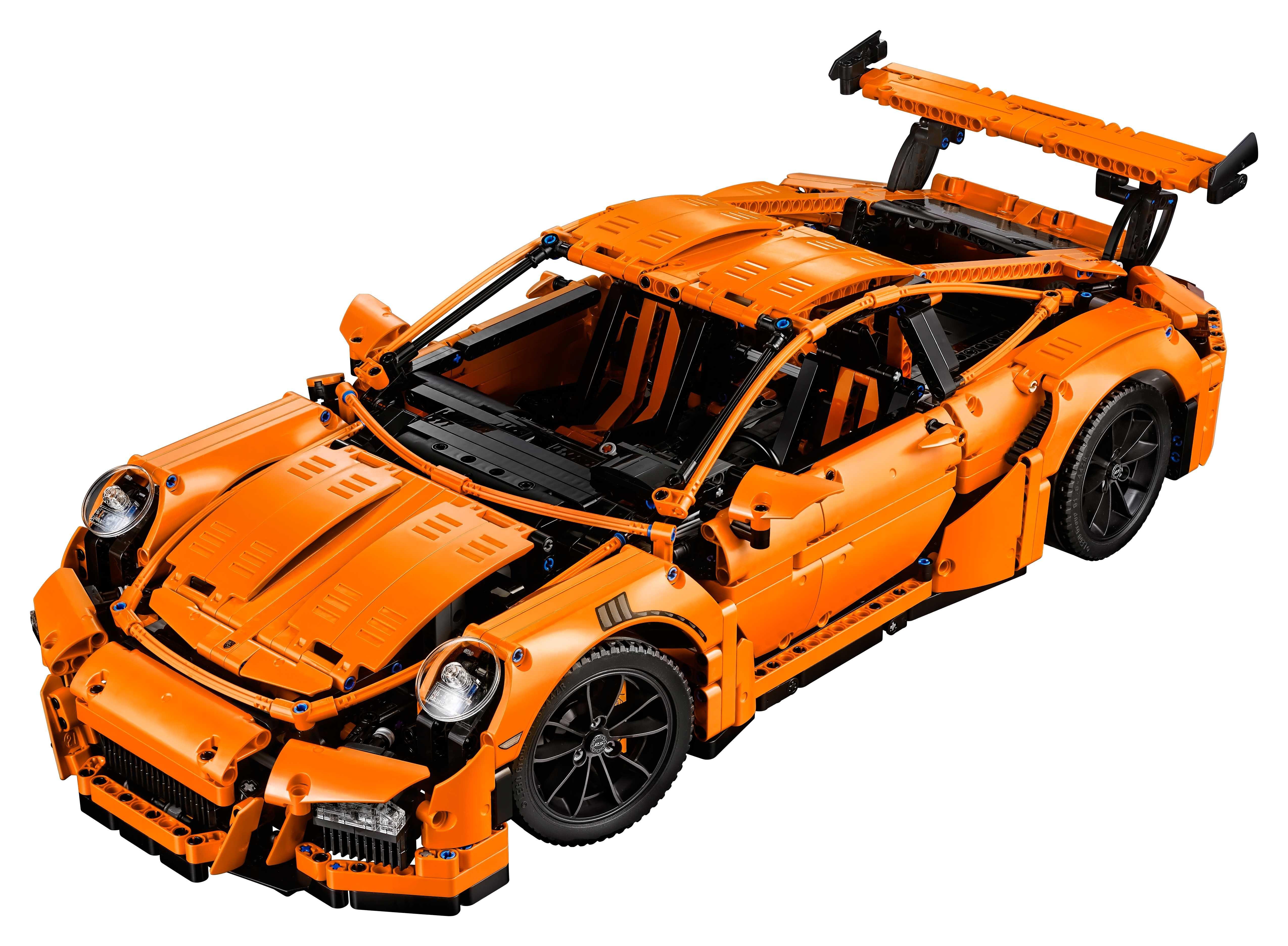 LEGO Technic Porsche Lego technic, Rennwagen, Lego