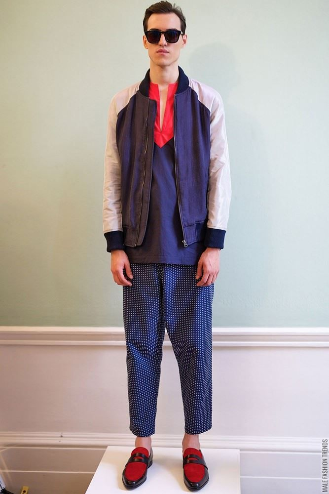 Mr. Hare Spring Summer 2016 Primavera Verano #Menswear #Trends #Tendencias #Moda Hombre - London Collections MEN - M.F.T.