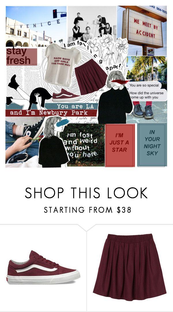 """""""BOTB2 ROUND 5//HOMETOWN GLORY"""" by cleobluesky ❤ liked on Polyvore featuring Vans, Monki, Dolan and country"""