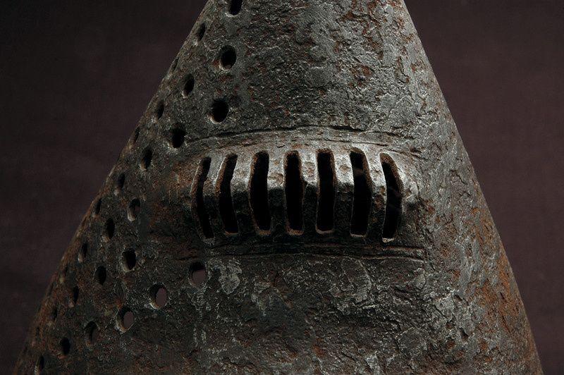 Houndskull Visor, 1380-1410 ref_arm_1584