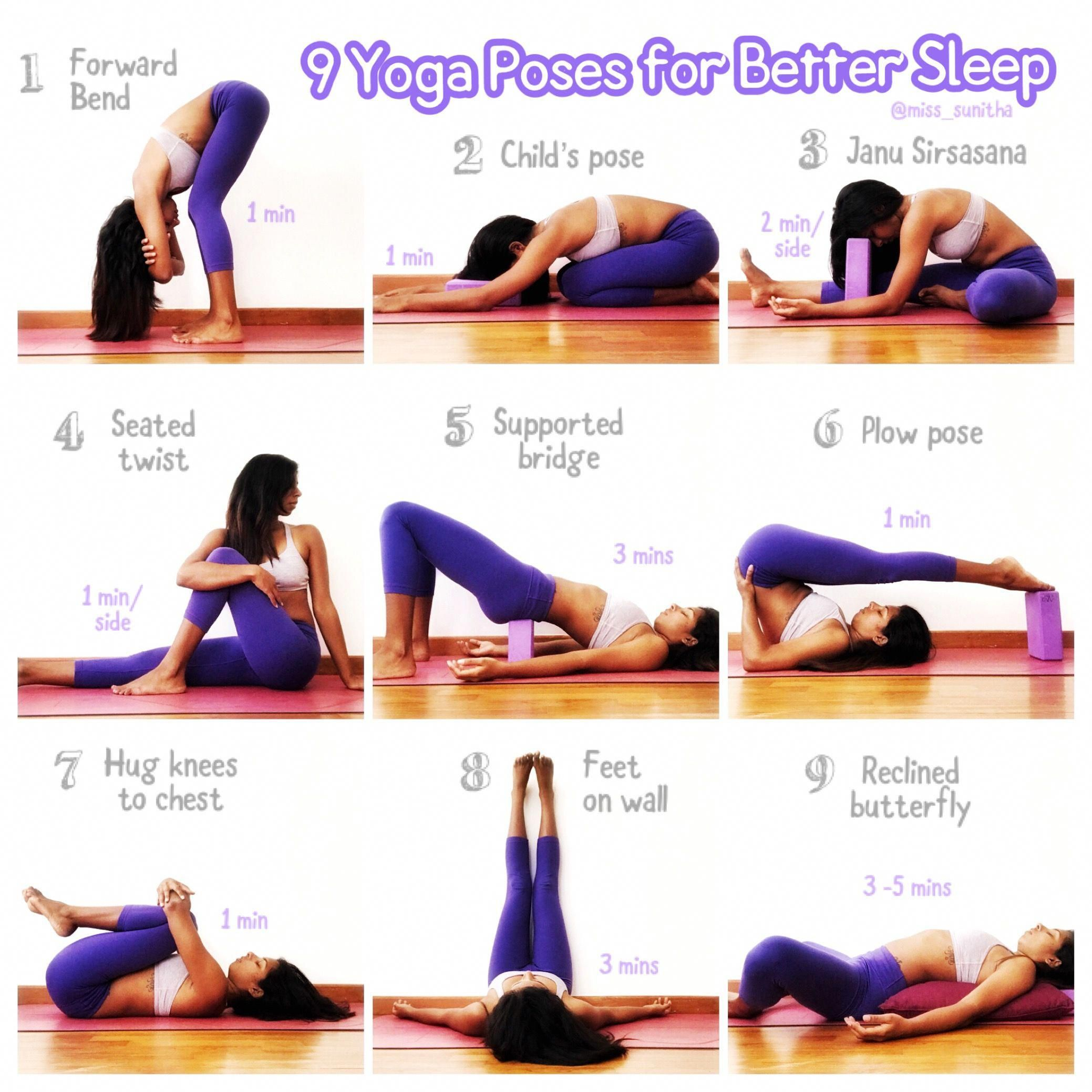 Yin Yoga Poses For It Band
