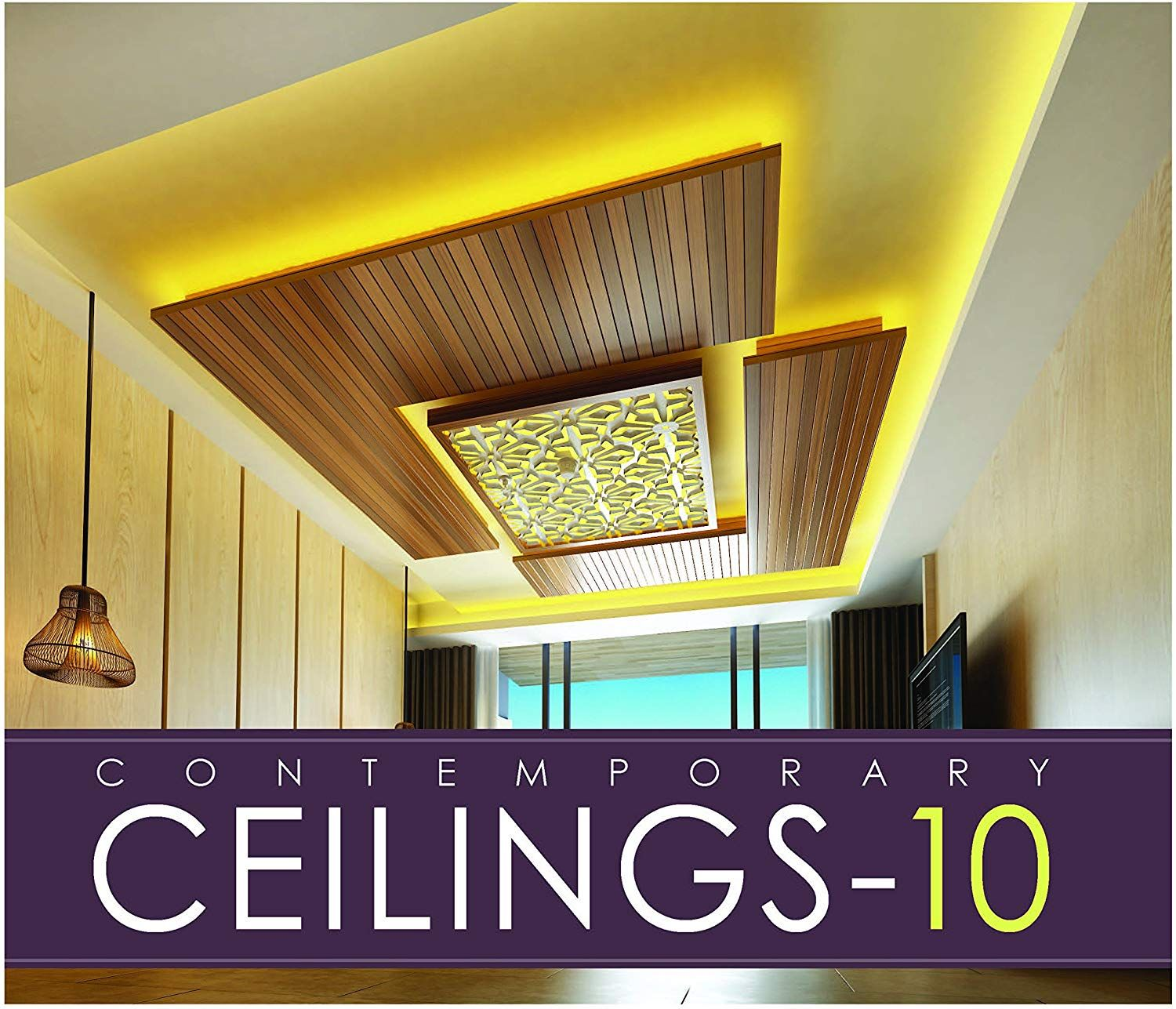 Buy Contemporary Ceilings vol 10 Book Online at Low Prices ...