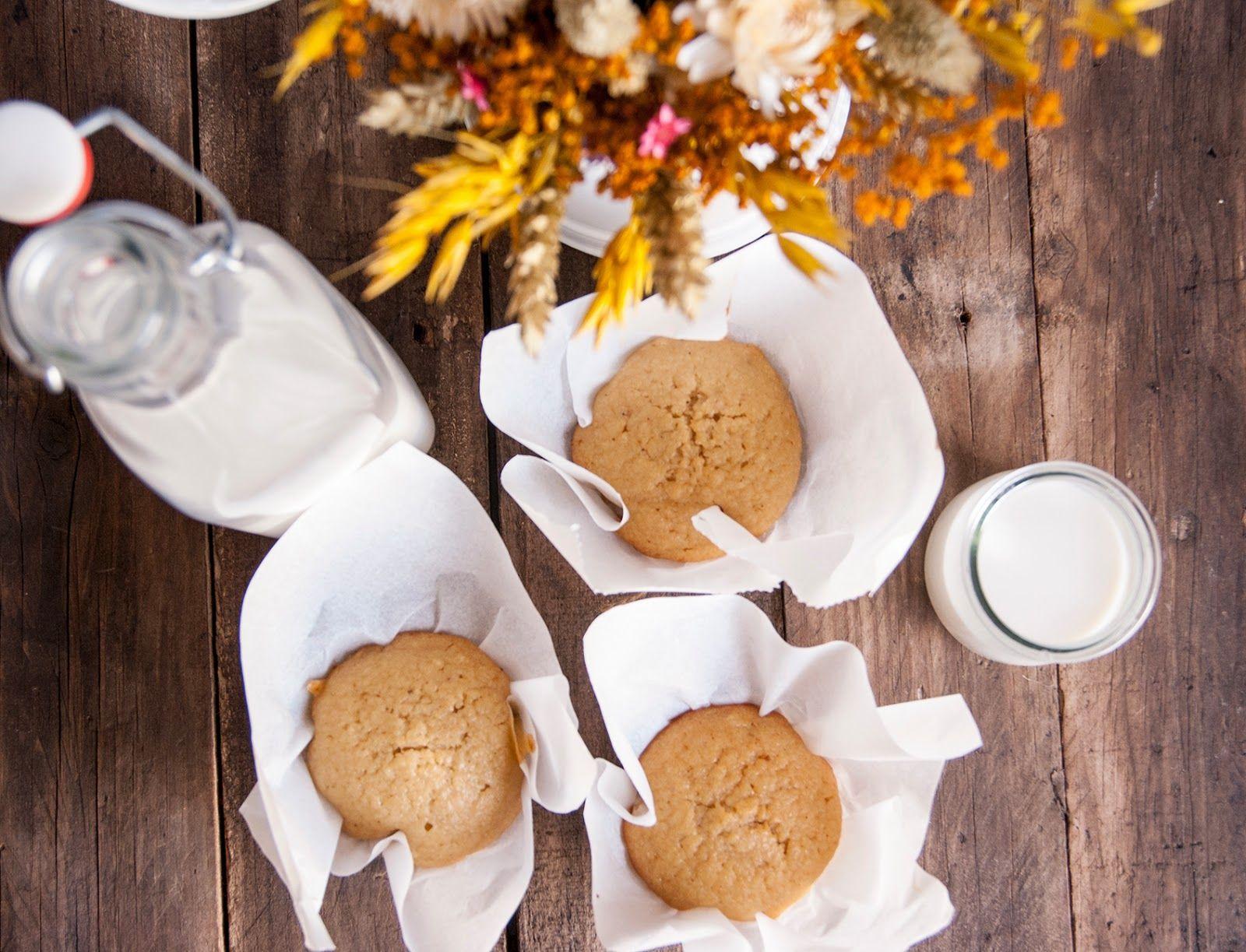 My Leitmotiv : BLOG DE DECORACIÓN: Muffins de manzana y pera