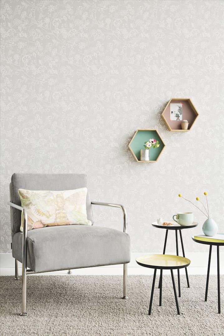 Behang Wallpaper Scandinavian Collection Hej Bn Wallcoverings