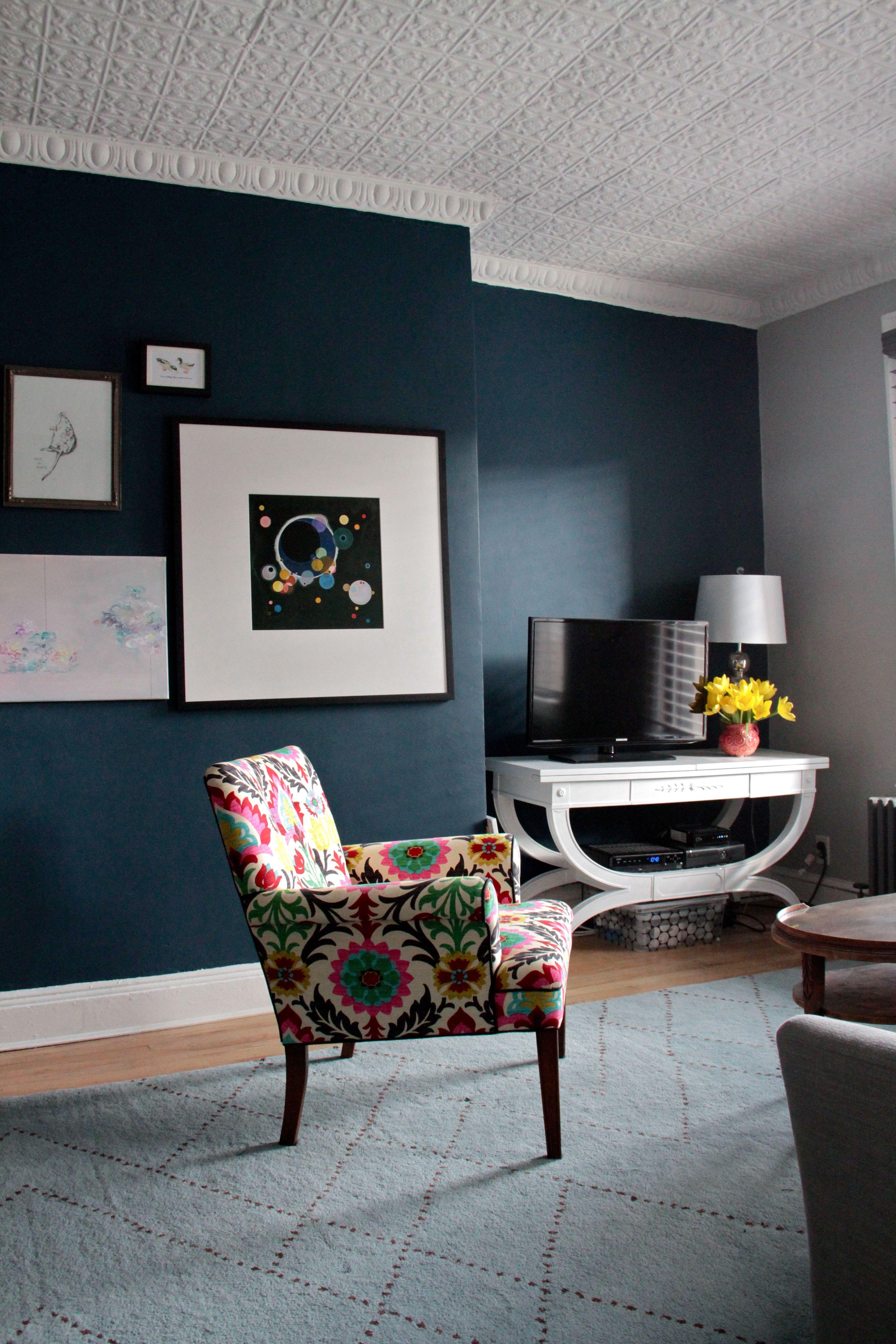 Symphony blue 2060 10 paint benjamin moore symphony blue paint color - Gentleman S Gray 2062 20 By Benjamin Moore In Aura Flat Matte