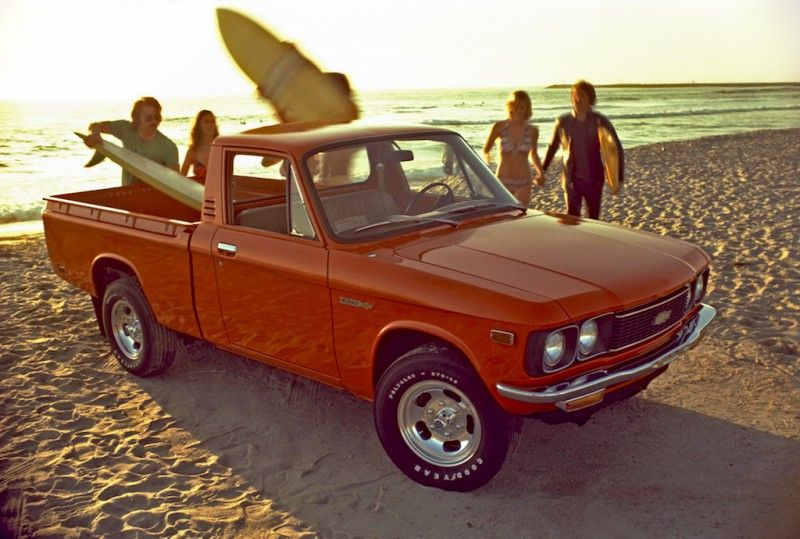 Original Vintage Car Ads Chevrolet Luv Kenga Rex Pinterest