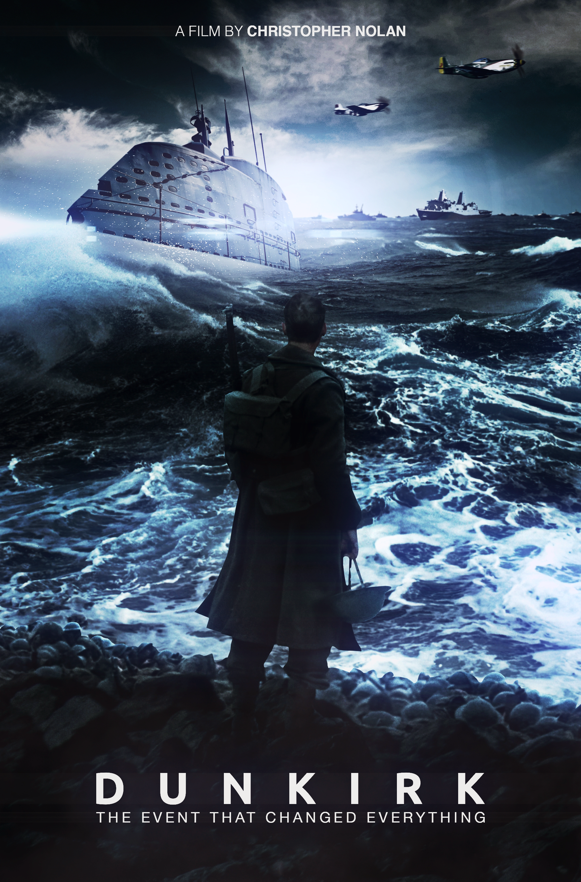 39 dunkirk 39 movie poster by me latest movies for Movie photos for sale