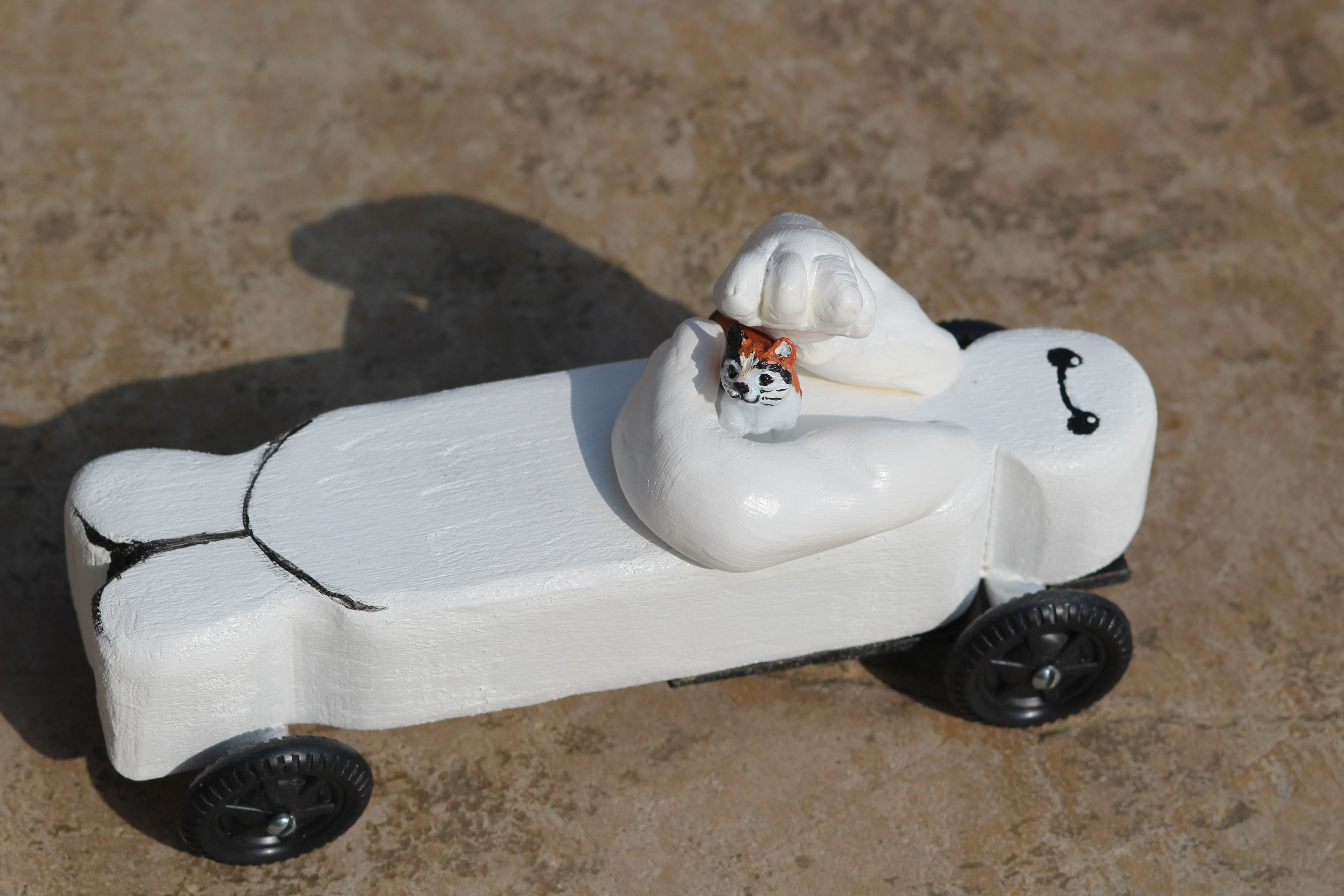 Pin On Awesome Pinewood Derby Cars