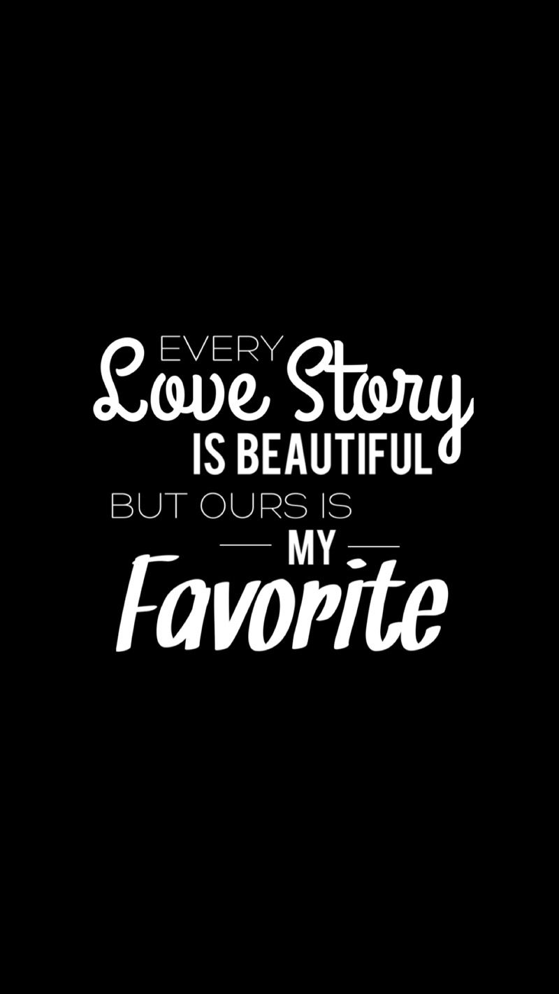 Love Story Quotes Love Story Quote Wallpaper Iphonedesignllexxus  Wonderstruck