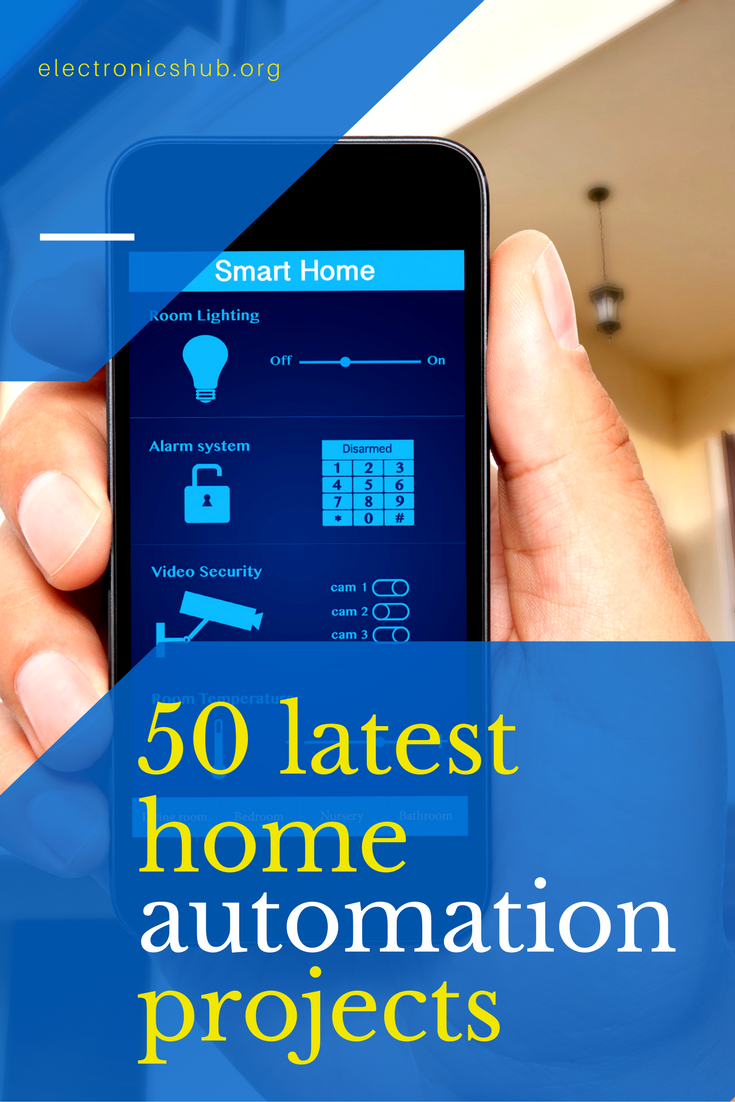 50 Latest Home Automation Projects For Engineering Students ...