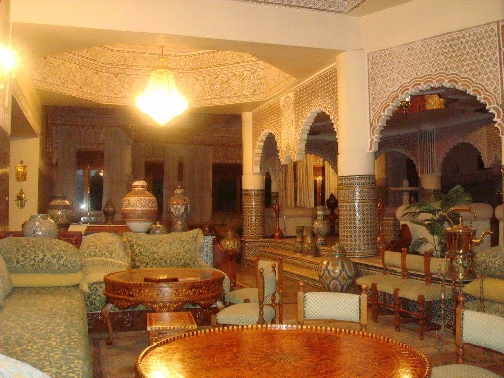 MoroccanVoyage- Riad in Essaouira  Moroccan Style!
