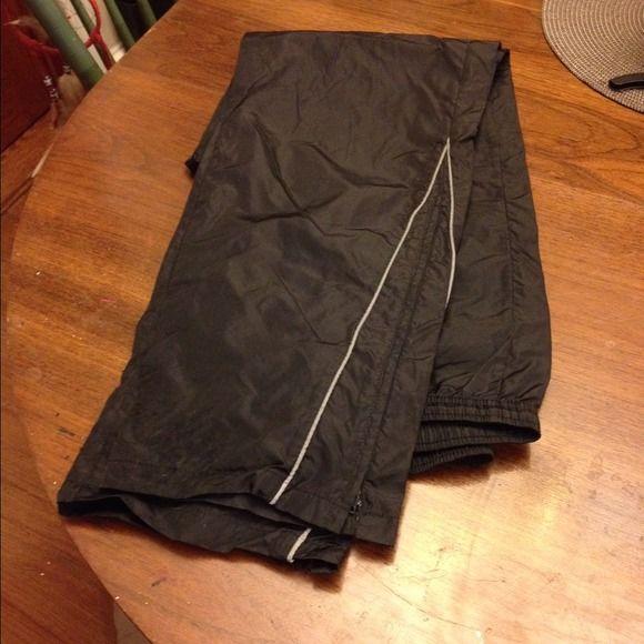 Nike Pants - Nike wind pants
