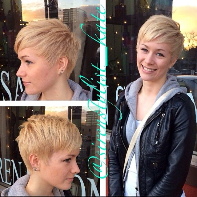18 Beautiful Short Pixie Hairstyles: Short Hair Trends 2015   Styles Weekly    Hairstyles And Haircuts For You