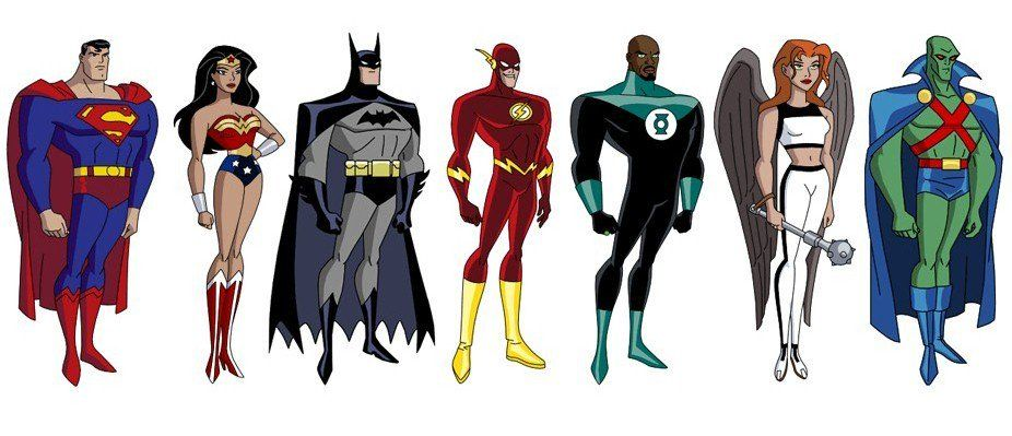 Personajes Justice League Characters Justice League Superheroes Justice League