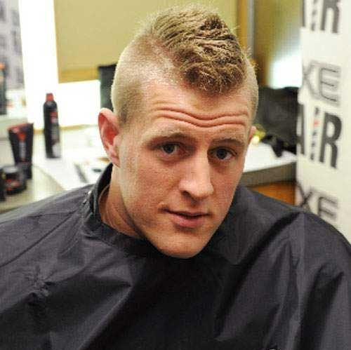 12 Short Mohawk Hairstyles For Men Men Hairstyles Hairstyles In