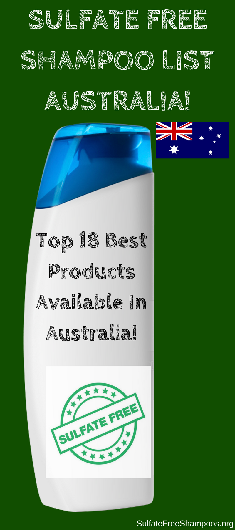 sulfate free shampoo list australia - top 18 best products in 2018