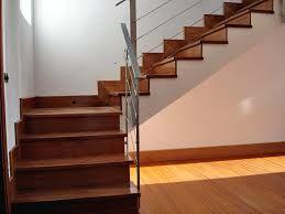 resultado de imagen para como hacer una escalera de madera