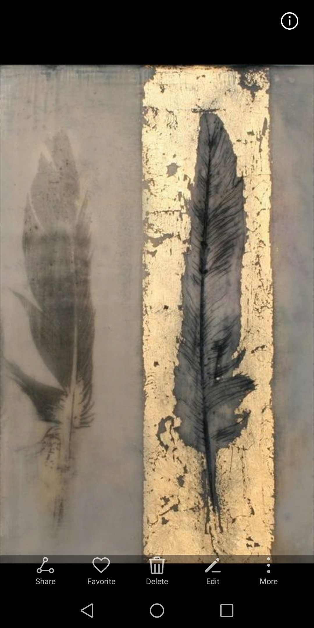 Pin By Maria Jaspez On Deco Home Grey And Gold Gold Wall Decor Feather