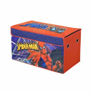 Marvel Spider Man Collapsible Storage Trunk