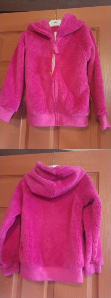 37b04e6ee Outerwear 51580: Gymboree Girls Play By Heart Fuzzy Jacket Size 5-6 ...