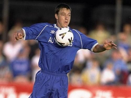 28/10/1998: 17-year old centre back John Terry made his first appearance for Chelsea's senior team. #CFC