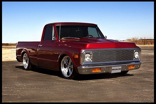 1972 Chevrolet C10 Pickup #Mecum #Houston | Houston 2014 ...