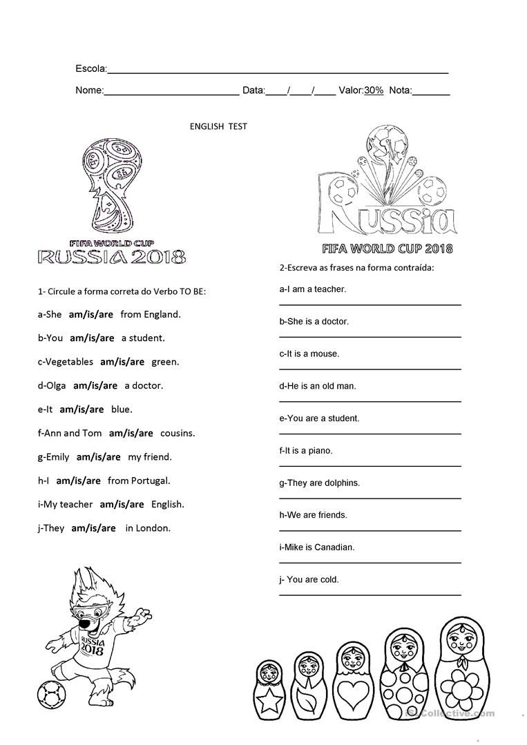 Verb To Be Affirmative Negative Interrogative Worksheet Free Esl Printable Worksheets Made By Teachers Verb Printable Worksheets Negativity [ 1079 x 763 Pixel ]