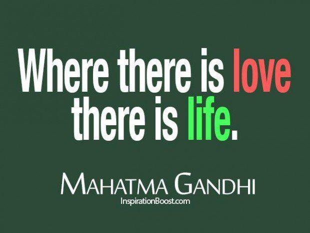 Gandhi Love Quotes Alluring Ghandi Quotes Love  Quotes  Pinterest