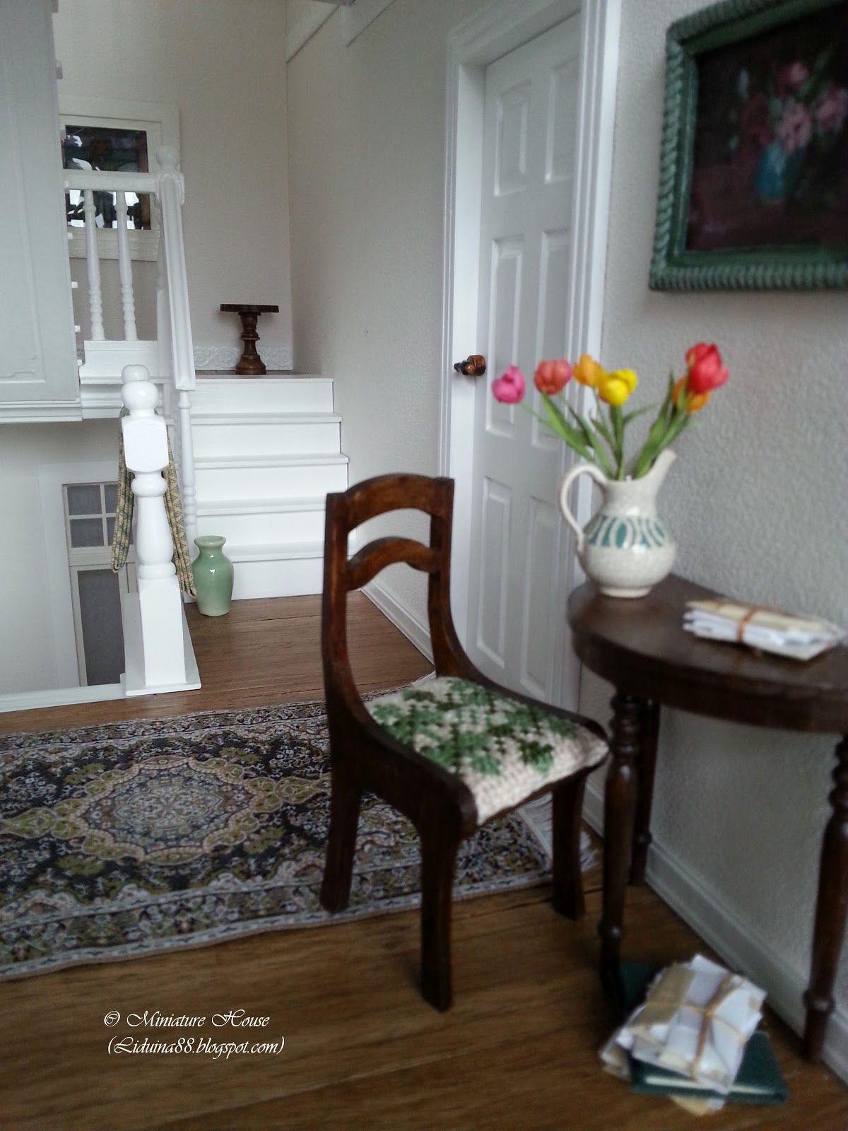 Miniature foyer