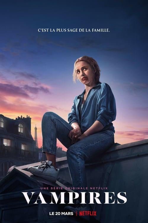 Watch Tv Vampires 2020 En 2020 Netflix Marie