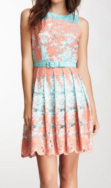 Eva Franco Rousseau Dress