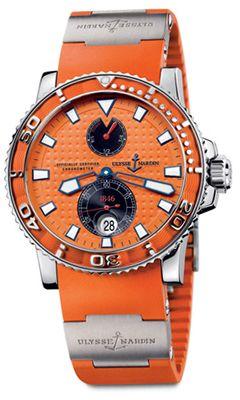 Ulysse Nardin Marine Diver 263-33-3/97