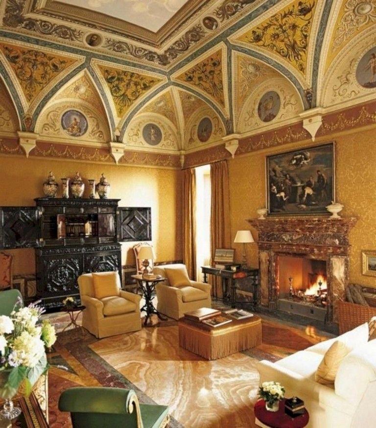 30 Marvelous Renaissance Living Room Ideas To Inspire You Livingroomfurniture Livingroomdecorations Livin Tuscan Decorating Tuscan Living Rooms Tuscan Style