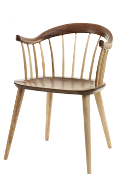 Exceptionnel Hand Made Windsor Chair