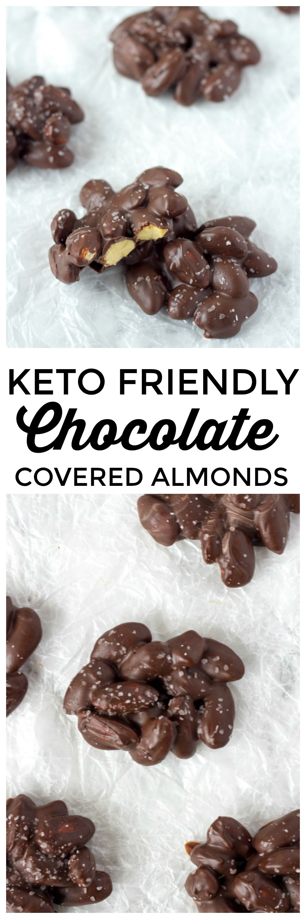 Keto Friendly Chocolate Covered Almonds Are The Perfect
