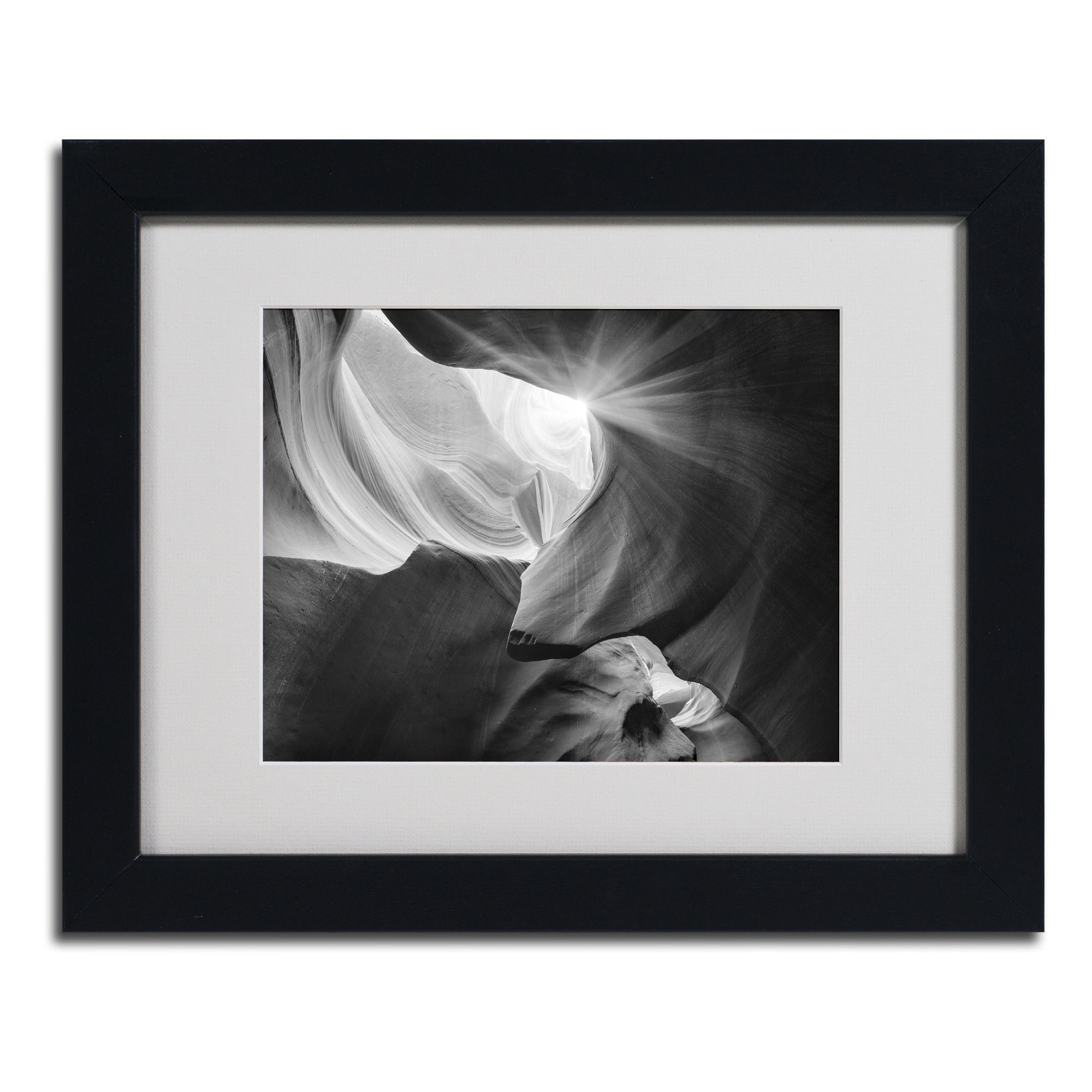 Searching Light IV by Moises Levy Matted Framed Photographic Print ...