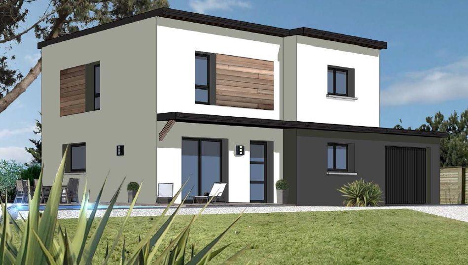 Plan maison gratuit - maison familiale Mont Blanc maison - exemple de plan de construction de maison gratuit